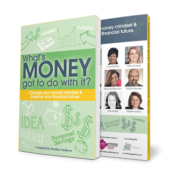 What's Money Got To Do With It? - Get You Visible Publishing