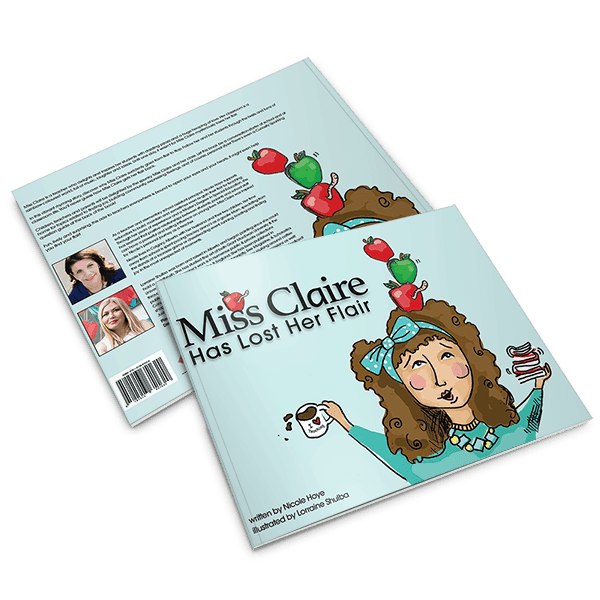 Miss Clair Has Lost Her Flair - Get You Visible Publishing