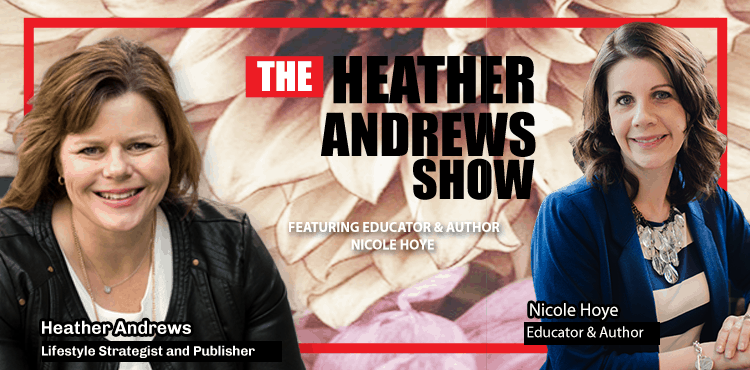 The Heather Andrews Show - Ignite, Inspire, Impact - Get You Visible Podcasting