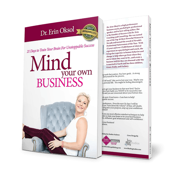 Mind Your Own Business - Get You Visible Publishing