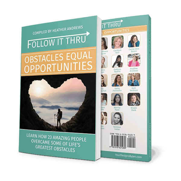 Obstacles Equal Opportunities I -Get You Visible Publishing