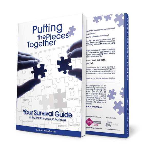 Putting The Pieces Together -Get You Visible Publishing