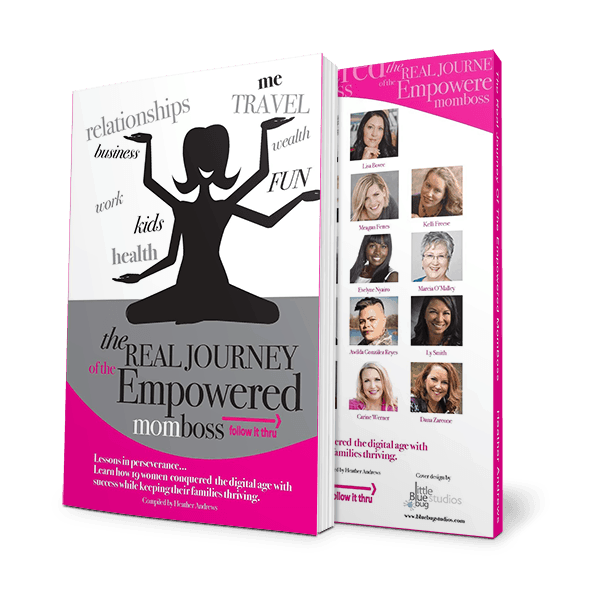 The Real Journey Of The Empowered Momboss - Get You Visible Publishing