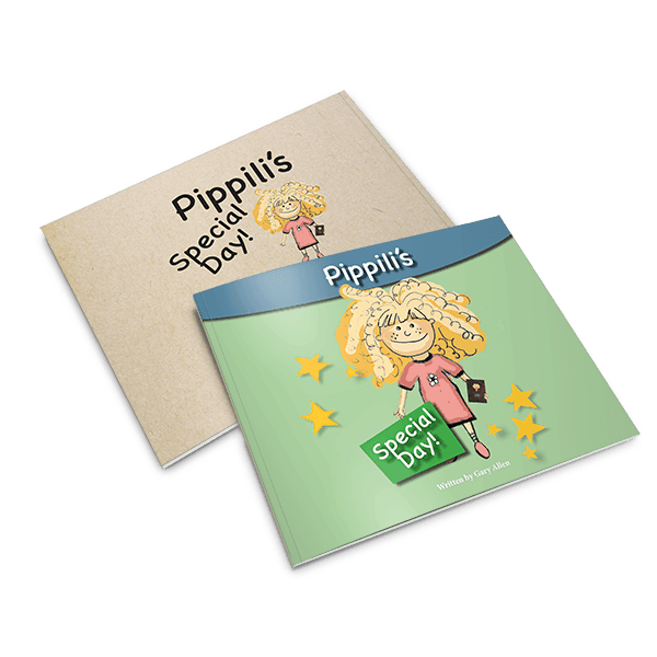 Pippili's Special Day - Get You Visible Publishing